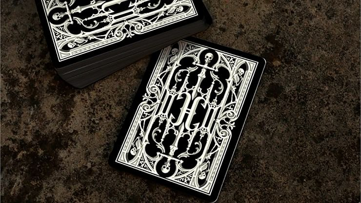 Grotesk Macabre Playing Cards