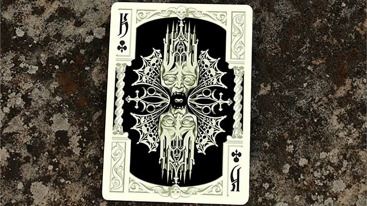 Grotesk Macabre Playing Cards - Limited Edition