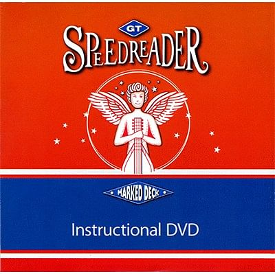 GT Speedreader DVD - magic