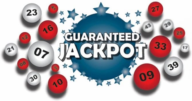 Guaranteed Jackpot - magic