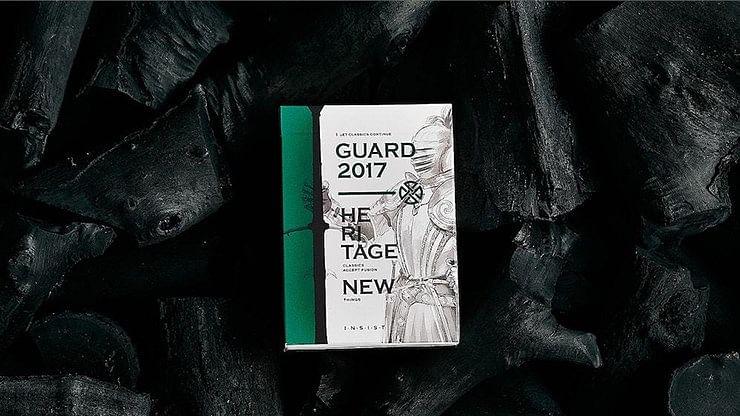 Guard Playing Cards - magic