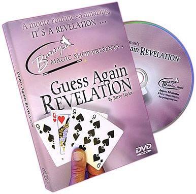Guess Again Revelations - magic