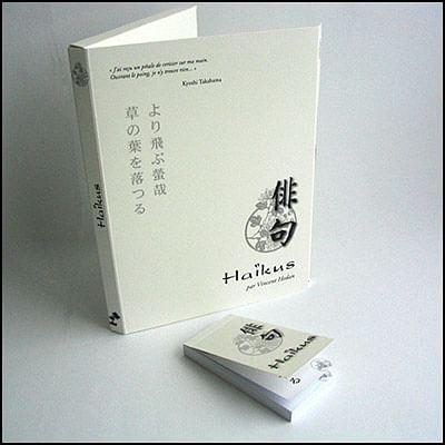 Haiku Book Test - magic