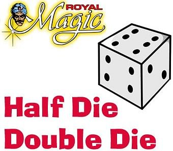 Half Die Double Die - magic