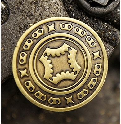 Half Dollar Coin (Bronze)