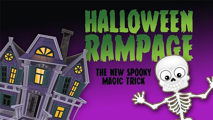 Halloween Rampage - magic
