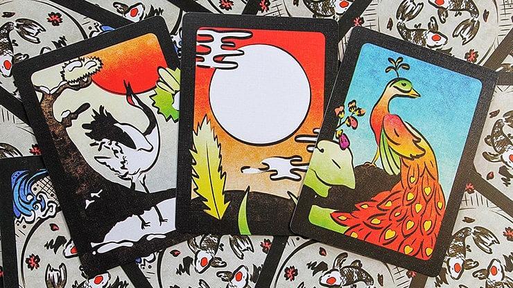Hanami Hanafuda Playing Cards
