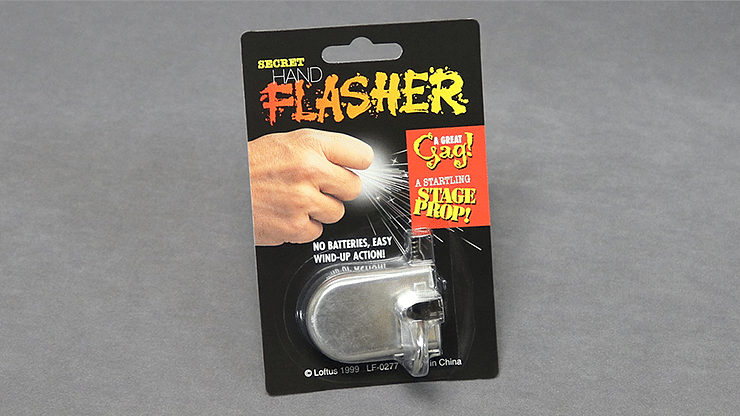 Hand Flasher - magic