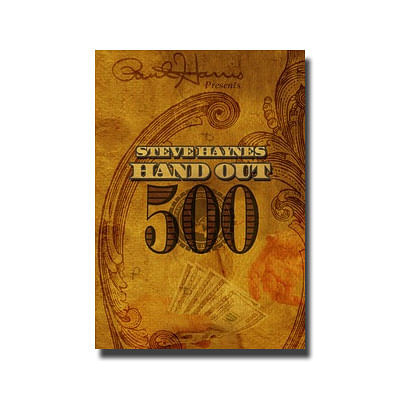 Hand Out 500 - magic