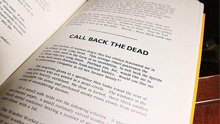 Handbook of Horror