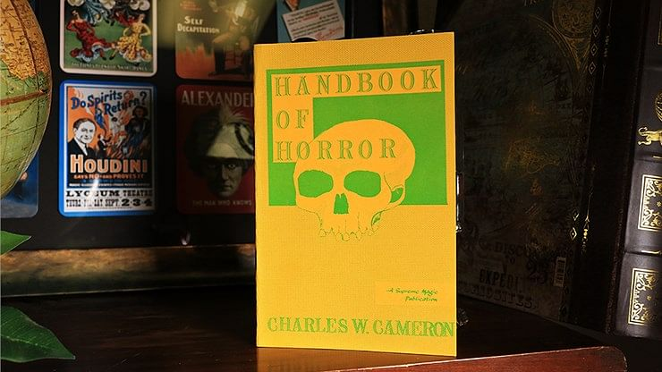 Handbook of Horror - magic