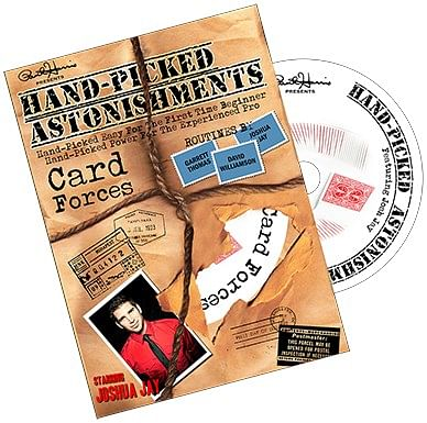 Hand-Picked Astonishments: Card Forces