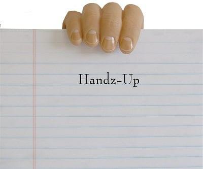 Handz Up trick - Hot Trix - magic