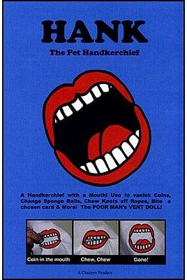Hank The Pet Hanky - magic