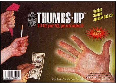 Hard Thumbs-up - magic