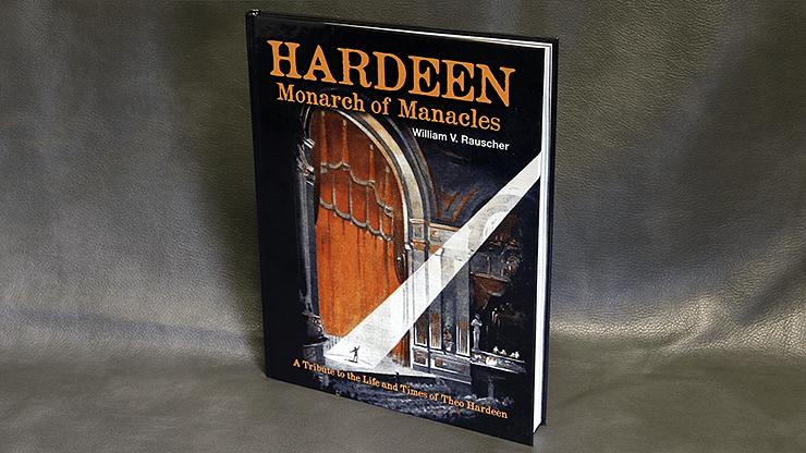 Hardeen - Monarch of Manacles - magic