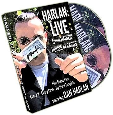 Harlan: Live! - magic