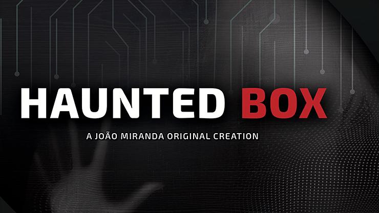 Haunted Box (Deluxe) - magic