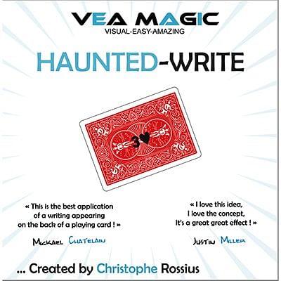 Haunted Write - magic