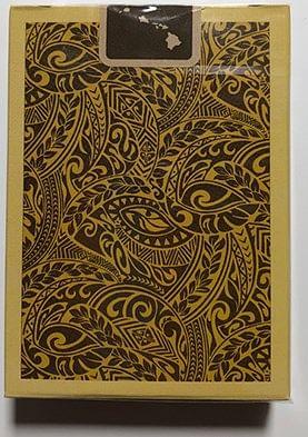 Deck of Cards Hawaiian Motif