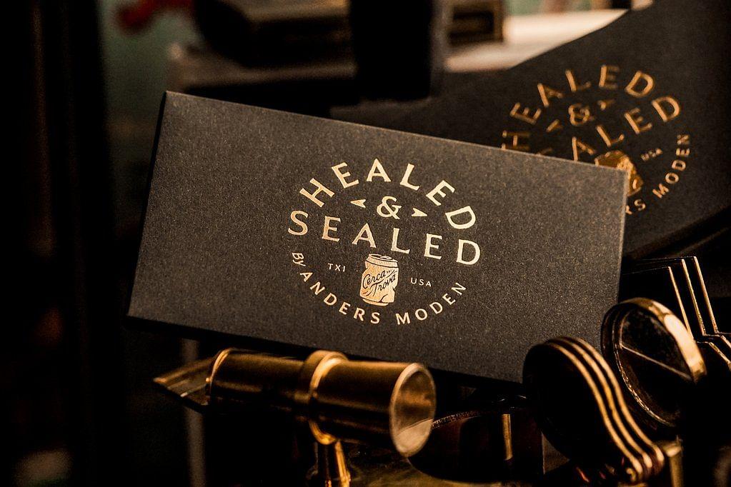 Healed and Sealed (Theory 11) - magic