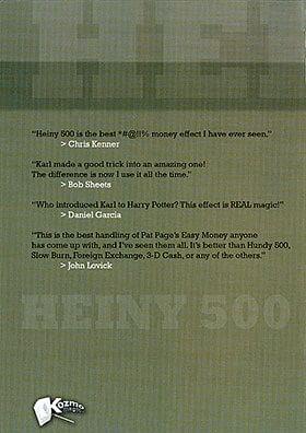 Heiny 500
