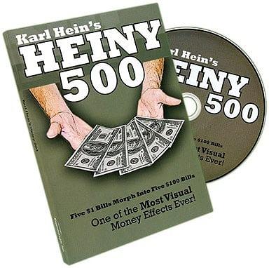 Heiny 500 - magic