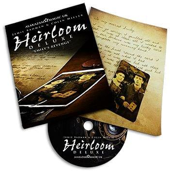 Heirloom Deluxe Emily's Revenge - magic