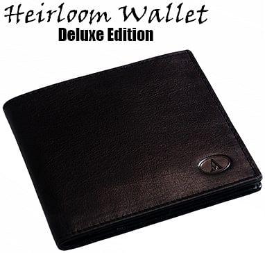 Heirloom Wallet Deluxe - magic