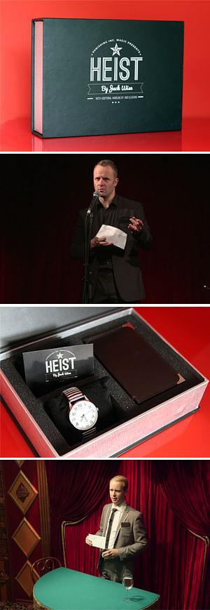 Heist - Spare Watch - magic