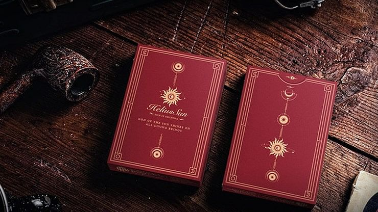 Helius Classic Edition Playing Cards - magic