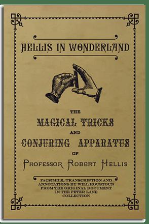 Hellis in Wonderland - magic