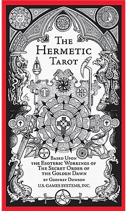 Hermetic Tarot Deck - magic