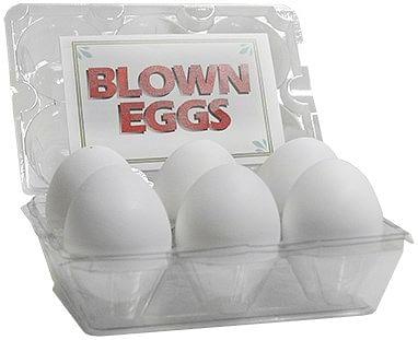 High Quality Blown Eggs - magic