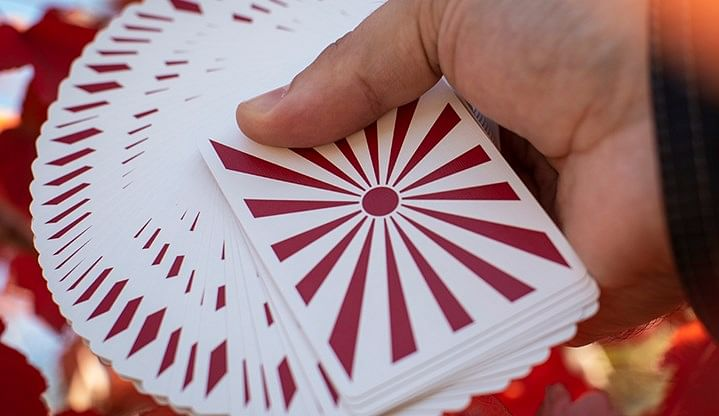 Hinode Playing Cards