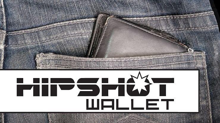 Hip Shot Wallet - magic