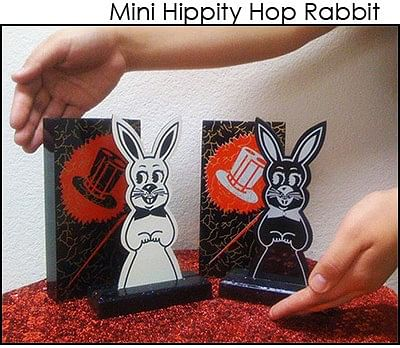 "Hippity Hop Rabbits - 7"" - magic"