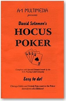 Hocus Poker - magic