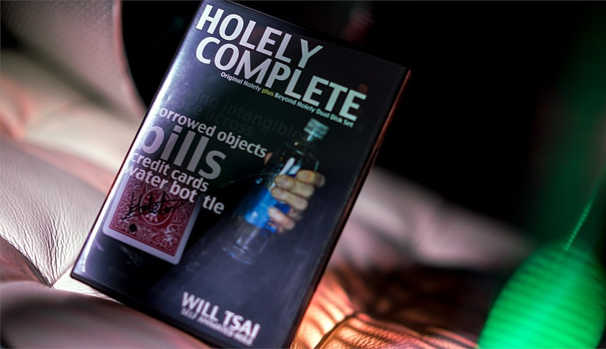 Holely Complete - magic