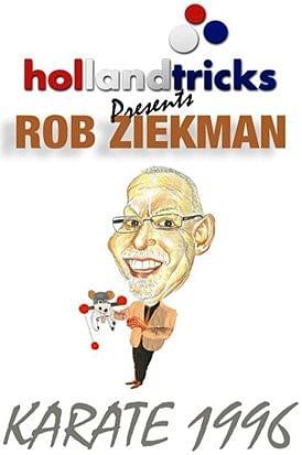 Rob Ziekman Karate 1996 - magic