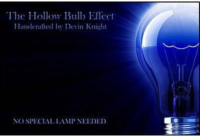 Hollow Bulb Effect - magic