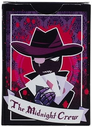 Homestuck Midnight Crew Playing Cards - magic