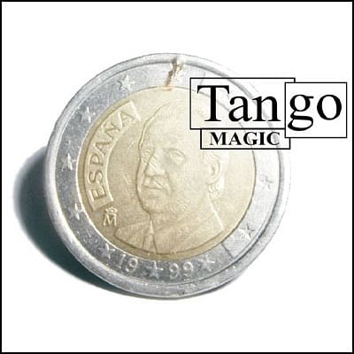 Hooked Coin - 50 Euro Cents - magic