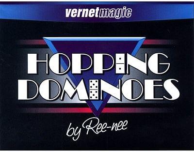 Hopping Dominoes - magic