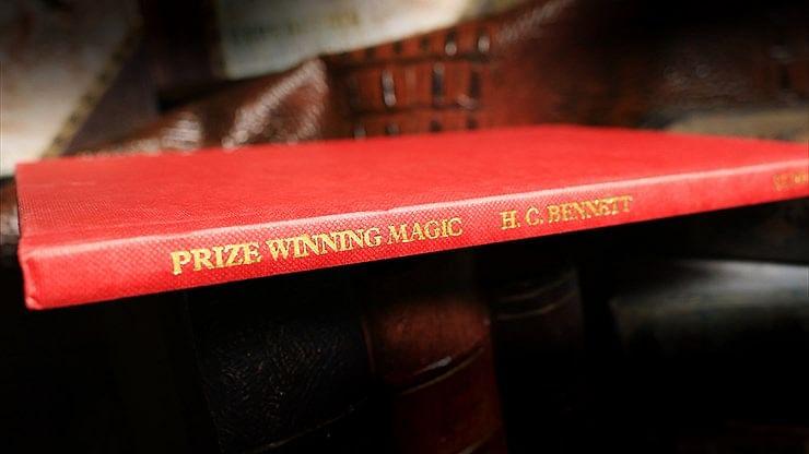 Horace Bennett's Prize Winning Magic  edited