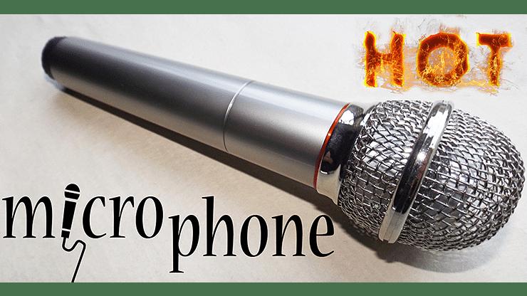 Hot Microphone - magic