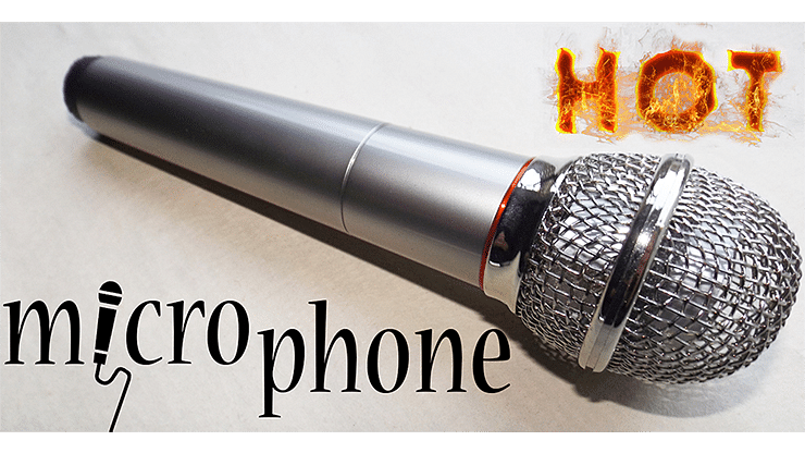 Hot Microphone - magic
