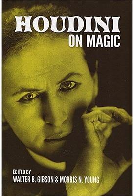 Houdini On Magic - magic
