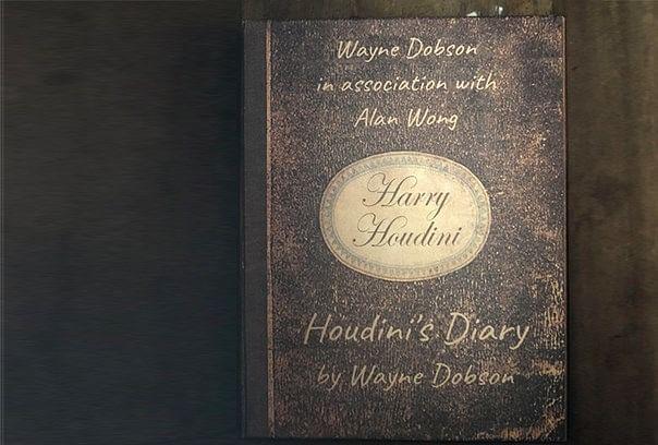 Houdini's Diary - magic