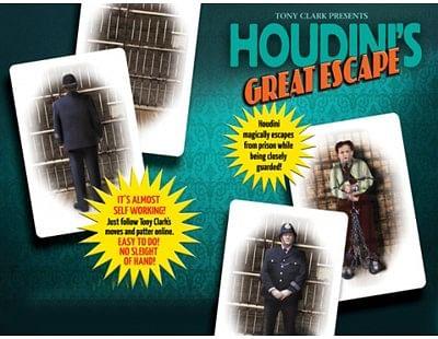 Houdini's Great Escape - magic